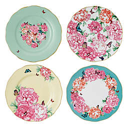 Miranda Kerr for Royal Albert Accent Plates (Set of 4)