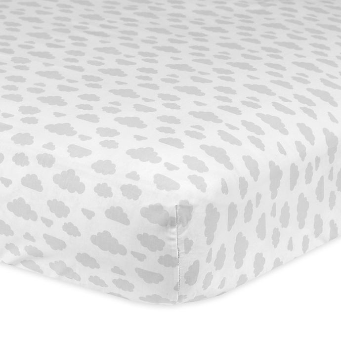 Alternate image 1 for Gerber® Printed Fitted Crib Sheets
