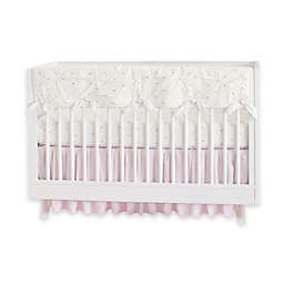 Just Born® Sparkle Crib Rail Guard in Ivory