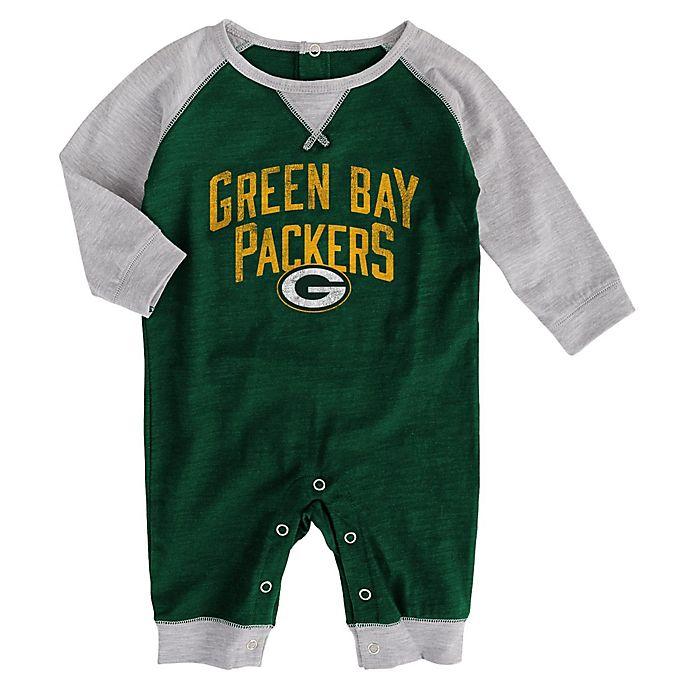 f42d0228ff9 NFL Green Bay Packers Romper