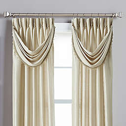 Spellbound Pinch-Pleat Crescent Valance