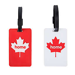 Latitude 40°N® Canada State Love Luggage Tags (Set of 2)