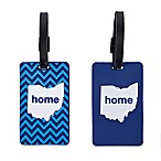 Latitude 40°N™ Ohio State Love Luggage Tags (Set of 2)