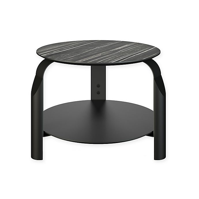 Alternate image 1 for Tema Scale Side Table in Ebony