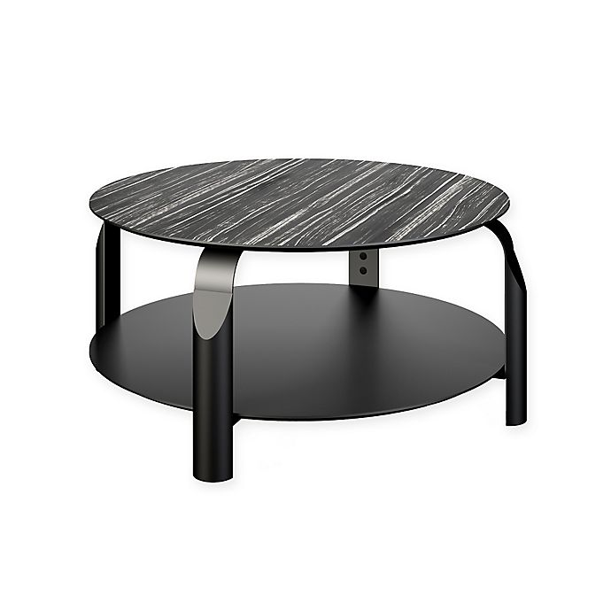 Alternate image 1 for Tema Scale Coffee Table in Ebony