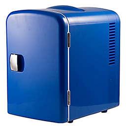 Gourmia® Portable 6-Can Mini Fridge Cooler and Warmer