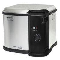 Deals on Masterbuilt Butterball Indoor 14 lb. Analog Electric Fryer