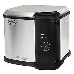 Masterbuilt® Butterball® Indoor 14 lb. Analog Electric Fryer in Stainless Steel