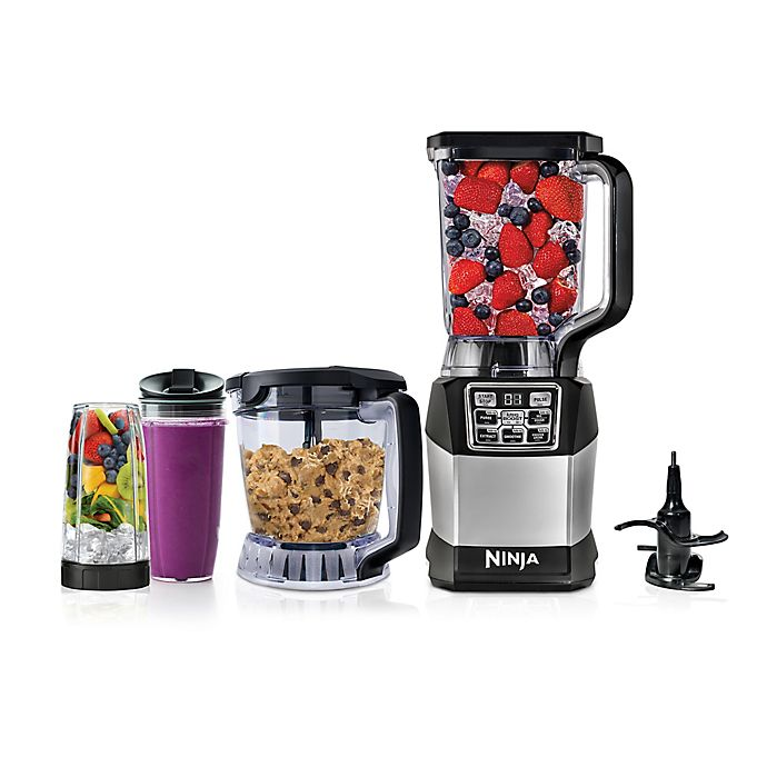 Alternate image 1 for Ninja® Kitchen System with Auto-iQ Boost™