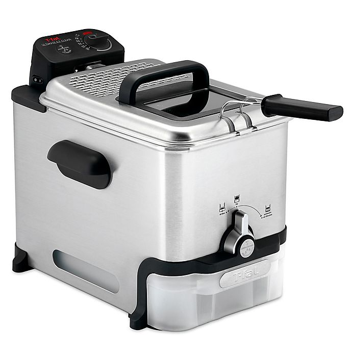 Alternate image 1 for T-Fal® EZ Clean 3.5L Deep Fryer