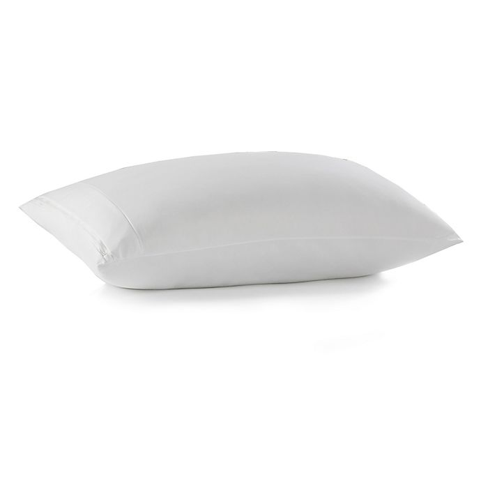 Alternate image 1 for PureCare® StainGuard Cotton Waterproof Pillow Protector