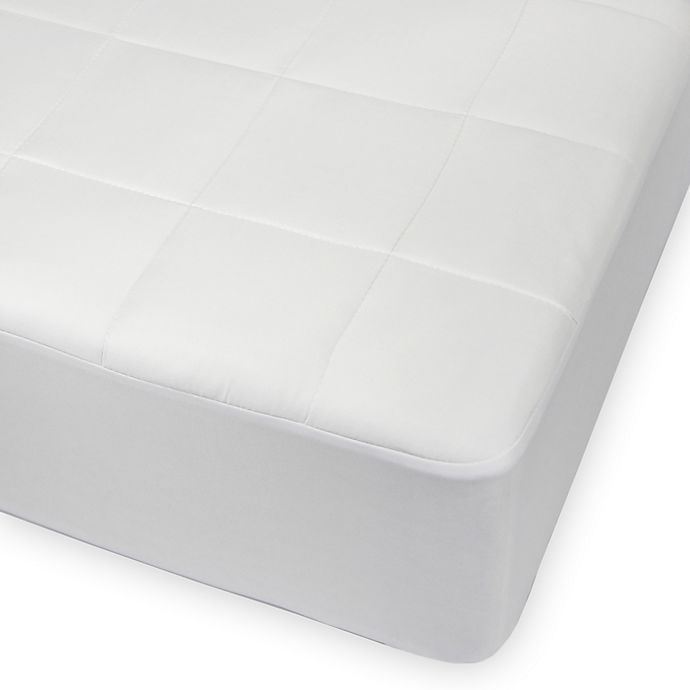 Alternate image 1 for Rayon from Bamboo Full Mattress Pad