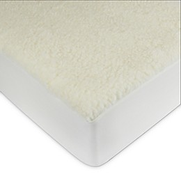 Signature Collection Wool Fleece Mattress Pad