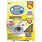 Sani Sticks™ 24-Pack in Lemon Scent
