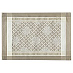 Waterford® Linens Wyman Placemat in Taupe