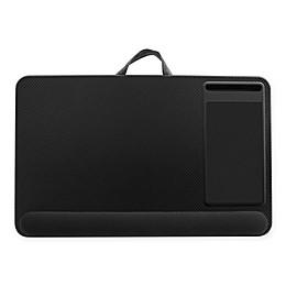Deluxe XL Laptop Lap Desk in Black Carbon