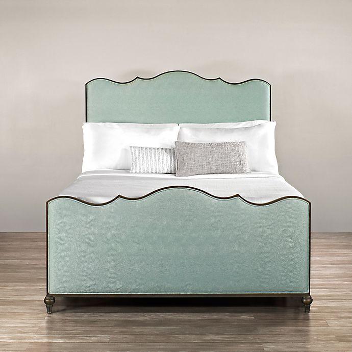 Alternate image 1 for Evans Complete Queen Bed in Bronze