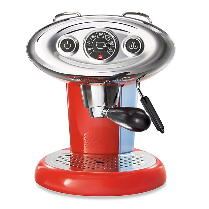 Alternate image 1 for illy® Francis Francis! Model X7.1 iperEspresso Machine