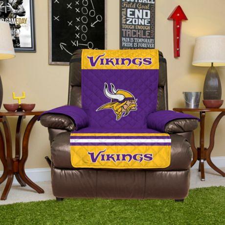 Nfl Minnesota Vikings Recliner Cover Bed Bath Amp Beyond