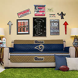 NFL Los Angeles Rams Sofa Cover