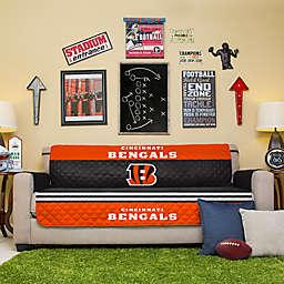 NFL Cincinnati Bengals Sofa Cover