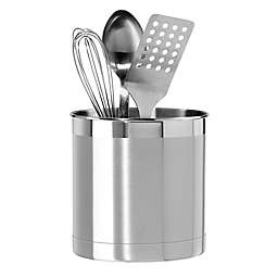 SALT™ Stainless Steel Jumbo Utensil Holder