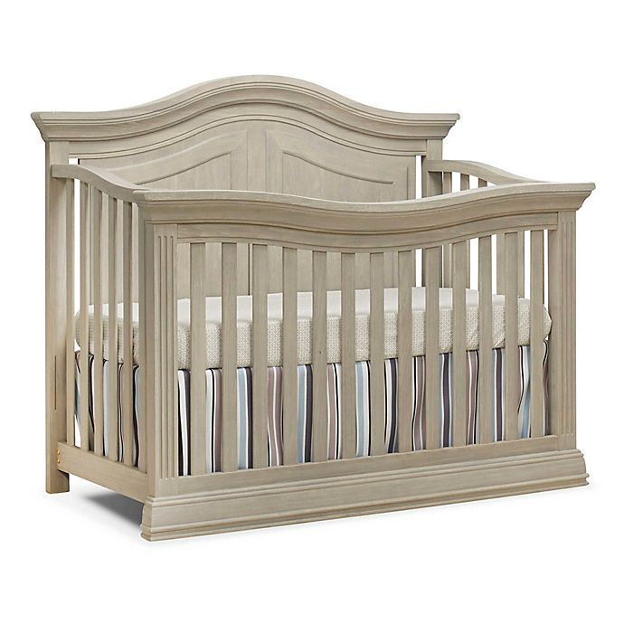 Alternate image 1 for Sorelle Providence 4-in-1 Convertible Crib