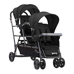 Joovy® Big Caboose Graphite Stand-On Triple Stroller in Black