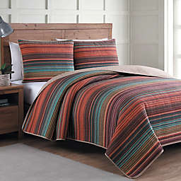 Estate Taj Reversible Quilt Set