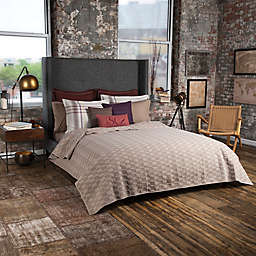 Beekman 1802 Lockport Coverlet in Neutral