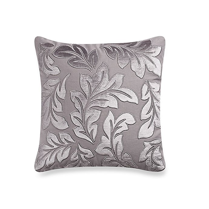 Alternate image 1 for Wamsutta® Vintage Cotton Cashmere 16-Inch Square Throw Pillow in Oatmeal