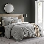 Wamsutta® Vintage Cotton Cashmere King Duvet Cover in Grey