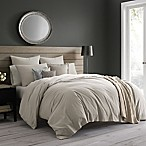 Wamsutta® Vintage Cotton Cashmere King Duvet Cover in Oatmeal