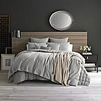 Wamsutta® Vintage Cotton Cashmere Full/Queen Coverlet in Grey