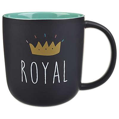 "Formations ""Royal Crown"" Chalkboard Mug"