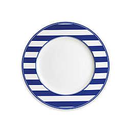 Caskata Beach Towel Stripe Salad Plate