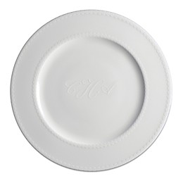 Caskata Pearls Dinner Plate