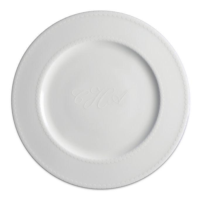 Alternate image 1 for Caskata Pearls Dinner Plate