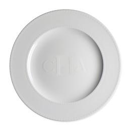 Caskata Pearls Charger Plate