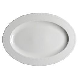 Caskata Pearls 14-Inch Oval Platter