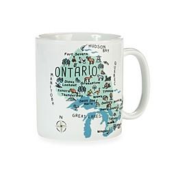 """My Place """"Ontario"""" Jumbo Mug"""