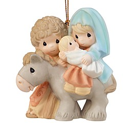 Precious Moments® Peace on Earth Holy Family Ornament