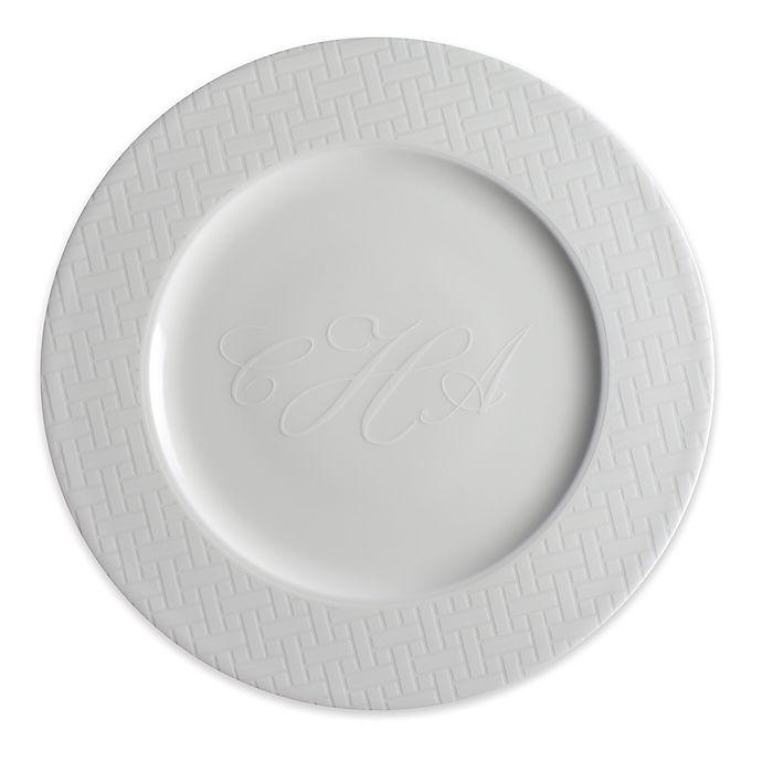 Alternate image 1 for Caskata Wicker Dinner Plate