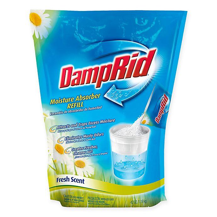 Alternate image 1 for DampRid® 42 oz. Fresh Scent Moisture Absorber Refill