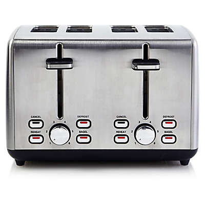 Professional Series® 4-Slice Stainless Steel Wide Slot Toaster