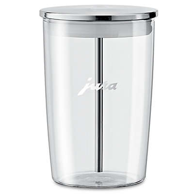 Jura® Glass Milk Container