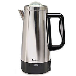 Capresso® Perk 12-Cup Percolator in Polished Stainless Steel