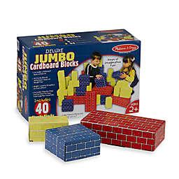 Melissa & Doug® Deluxe Jumbo Cardboard Blocks