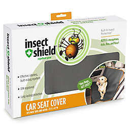 Insect Shield® Car Seat Cover in Grey