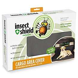 Insect Shield® Cargo Cover in Grey